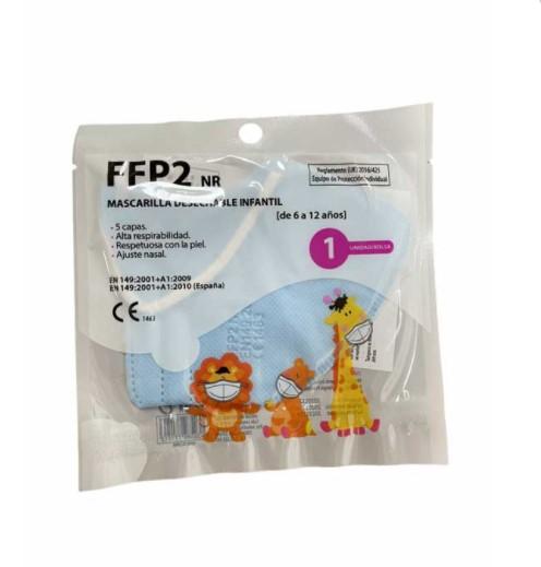 maseczka dla dziecka ffp2 i kn95 kolorowa rozne rozmiary